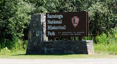 Photo of Monument / Landmark Saratoga National Historical Park at 648 Route 32, Stillwater, NY 12170, United States