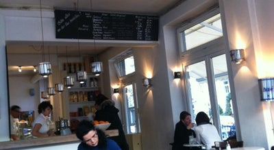 Photo of Italian Restaurant Due Baristi Espressobar at Langenfelder Damm 2 - 4, Hamburg 20257, Germany