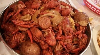 Photo of Seafood Restaurant Crawfish Shack & Oyster Bar North at 2013 Wells Branch Pkwy, Austin, TX 78728, United States