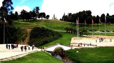 Photo of Monument / Landmark Puente de Boyaca at Puente De Boyaca Puente De Boyaca, Km 110 Bogota - Tunja, Ventaquemada, Boyaca, Colombia