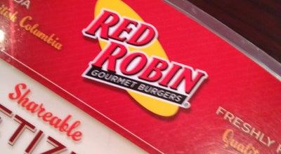 Photo of Restaurant Red Robbin at 4211 106 St. Northwest, Edmonton, AB T6J 6P3, Canada