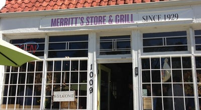 Photo of American Restaurant merritt's store at 1009 S Columbia St, Chapel Hill, NC 27514, United States