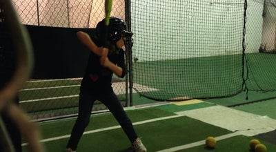 Photo of Baseball Field Athletic Edge Batting Cages at United States