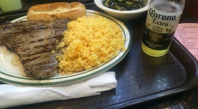 Photo of Steakhouse Pee Dee Steak House at 50 W 125th St, New York City, NY 10027, United States