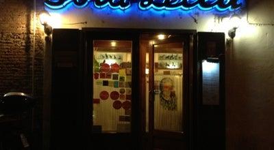 Photo of Italian Restaurant Trattoria Sora Lella at Via Di Ponte Quattro Capi 16, Roma 00186, Italy