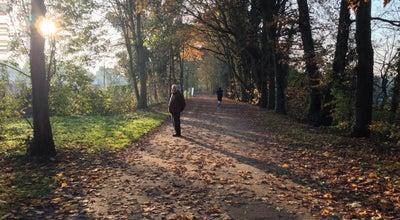 Photo of Trail Promenade Du Chemin De Fer at Bosstr, Woluwe-Saint-Pierre, Belgium