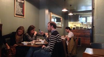 Photo of French Restaurant Le Crachin at 12 Rue De Flandre, Brussels 1000, Belgium