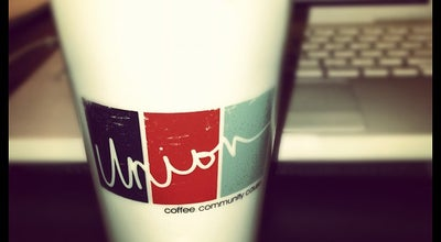 Photo of Coffee Shop Union at 5622 Dyer St, Dallas, TX 75206, United States