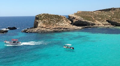 Photo of Beach Blue Lagoon at Comino, Malta