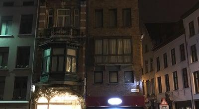 Photo of Ice Cream Shop Haagen Dazs at Melkmarkt, Antwerpen, Belgium