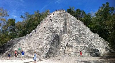 Photo of Historic Site Zona Arqueológica Coba at Carretera  Cancún Chetumal Km 240, Coba, Mexico