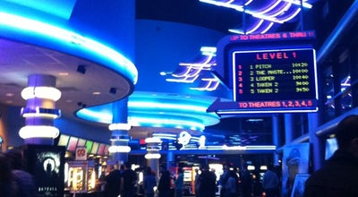 Photo of Movie Theater Regal Cinemas Battery Park 11 at 102 N End Ave, New York, NY 10282, United States