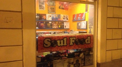 Photo of Record Shop Soul Food at Italy