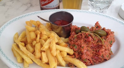 Photo of French Restaurant Brasserie Barbes at 2 Boulevard Barbes, Paris 75018, France