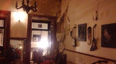 Photo of Mediterranean Restaurant Primeiro Andar at Rua Das Portas De Santo Antão, Nº110, Lisbon 1150-260, Portugal