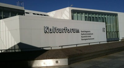 Photo of Tourist Attraction Kulturforum at Matthaeikirchplatz 6, Berlin 10785, Germany
