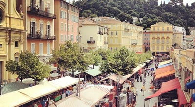 Photo of Tourist Attraction Marché aux Fleurs Cours Saleya at Cours Saleya, Nice 06300, France