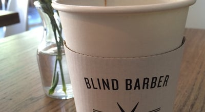 Photo of Restaurant Blind Barber at 524 Lorimer St, Brooklyn, NY 11211, United States
