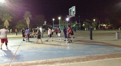 Photo of Basketball Court Canchas De Basket Del Hector Espino at Hermosillo, Mexico