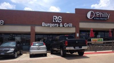 Photo of American Restaurant RG Burger & Grill at 2430 S Intertestate 35 E. #172, Denton, TX 76205, United States