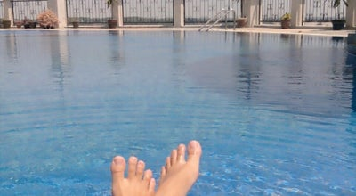 Photo of Water Park Swimming pool at Grand Kampar Hotel, Malaysia
