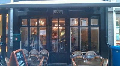 Photo of Belgian Restaurant Wally Tea Room at Langemunt 10, Ghent 9000, Belgium
