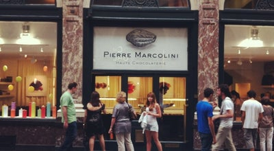 Photo of Chocolate Shop Pierre Marcolini at Koninginnegalerij 21 Galerie De La Reine, Brussels 1020, Belgium