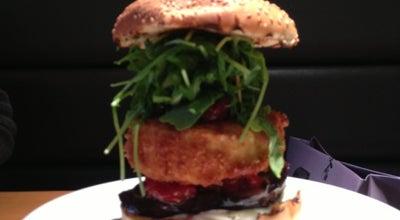 Photo of American Restaurant Gourmet Burger Kitchen at 7 Lendal, York YO1 8AQ, United Kingdom