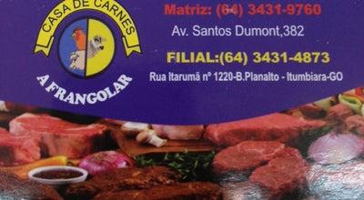 Photo of Steakhouse A Frangolar at Av. Santos Dumont, Itumbiara 75530-050, Brazil