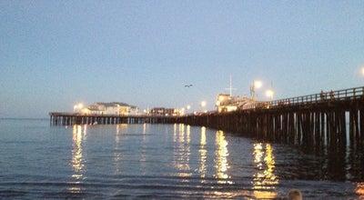 Photo of Pier Santa Barbara Pier at State St, Santa Barbara, CA 93101, United States