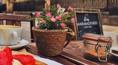 Photo of Cafe Marmadukes Cafe Deli at 22a Norfolk Row, Sheffield S1 2PA, United Kingdom