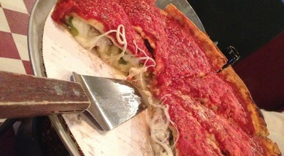 Photo of Pizza Place Giordano's at 815 W Van Buren St, Chicago, IL 60607, United States