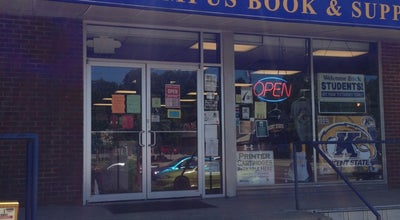 Photo of Bookstore Campus Book and Supply at 112 S Lincoln St, Kent, OH 44240, United States