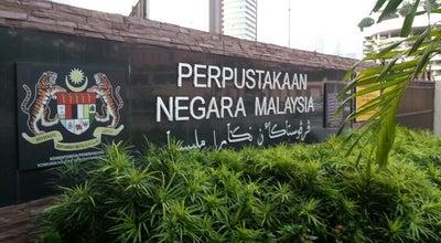 Photo of Library National Library (Perpustakaan Negara) at 232 Jalan Tun Razak, Kuala Lumpur 50572, Malaysia