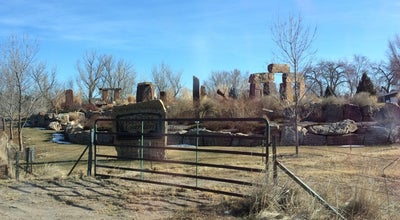 Photo of Sculpture Garden Colorado Stonehenge at 155-331 Spaulding Ln, Fort Collins, CO 80524, United States