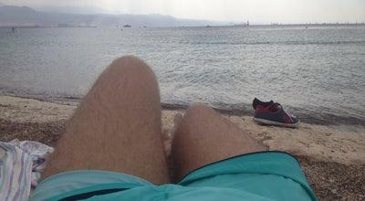 Photo of Beach Northen Beach (החוף הצפוני) at Eilat, Israel