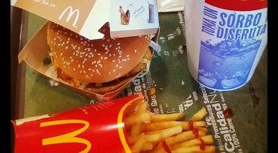 Photo of Fast Food Restaurant McDonald's at Av Hidalgo 301, Zacatecas, Mexico