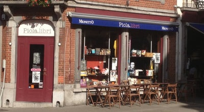 Photo of Italian Restaurant Piola Libri at 66-68 Rue Franklin, Brussels, Belgium