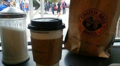 Photo of Coffee Shop Einstein Bros Bagels at 2530 N Clark St, Chicago, IL 60614, United States