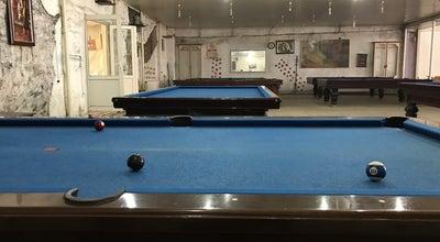 Photo of Pool Hall Saklı Çay Bahcesi at Turkey