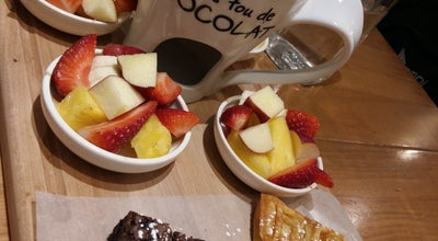 Photo of Cafe Cacao 70 at 28 Gristmill Lane, Toronto M5A 3C4, Canada