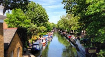 Photo of Historic Site Little Venice at Regent's Park, London W2 1TH, United Kingdom