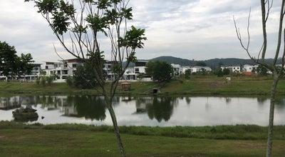 Photo of Lake Tasik rekreasi saujana rawang at Bandar Country Homes, Rawang, Selangor 48000, Malaysia