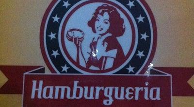 Photo of American Restaurant Hamburgueria Olímpia at Rua Bernardino De Campos 1501, Olimpia 15400-000, Brazil