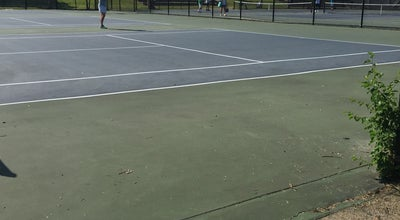 Photo of Tennis Court Byrd Park Tennis Courts at South Boulevard, Richmond, VA, United States