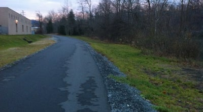 Photo of Trail Caperton Trail at Waterfront Jeep at Caperton Trail, Morgantown, WV, United States