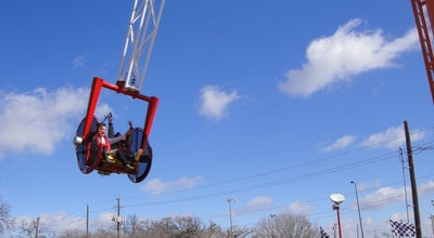Photo of Tourist Attraction Zero Gravity Thrill Amusement Park at 11131 Malibu Dr, Dallas, TX 75229, United States