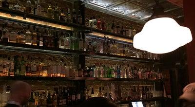 Photo of American Restaurant Bar Virgile at 105 S Mangum St, Durham, NC 27701, United States