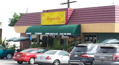 Photo of American Restaurant The Magnolia Grille at 10530 Magnolia Blvd, North Hollywood, CA 91601, United States