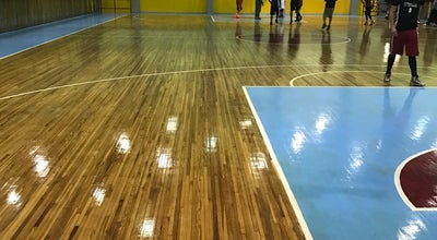 Photo of Basketball Court Canchas de Basketball Eduardo Molina at Mexico